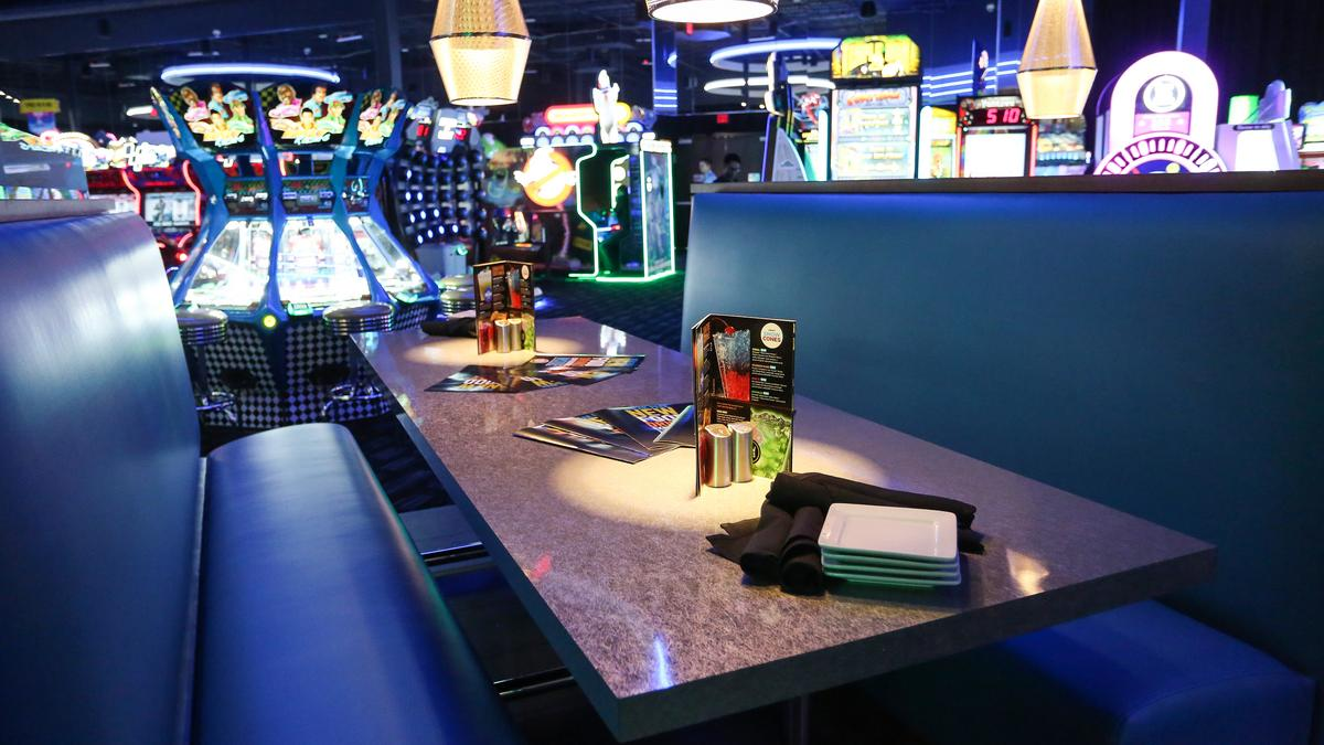Jacksonville Fl Mall >> Dave & Buster's sets opening for Pineville location ...