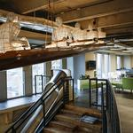 FIRST LOOK: See inside <strong>Scoppechio</strong>'s cool new space – and its office slide