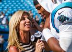 Carolina Panthers find first win against New York Giants, 38-0 (PHOTOS)