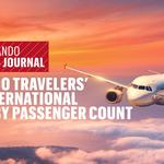 Here's Orlando's top 10 international destinations for passengers