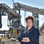 Megan Daly wants you to know what's happening at the Port of Albany