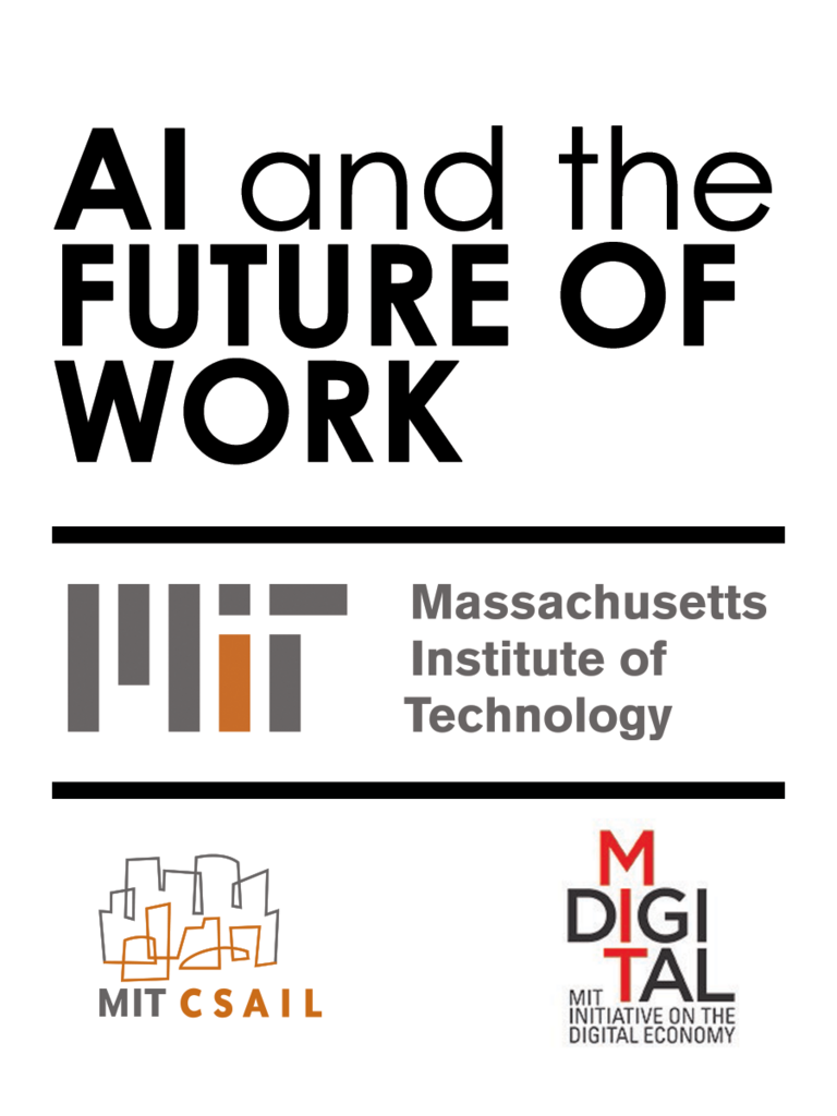 MIT's AI and the Future of Work Symposium