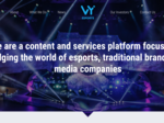 VY Esports raises seed round funding to launch e-sports content platform
