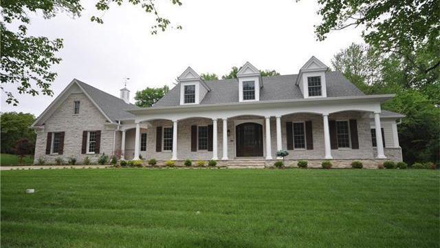 St Louis Blues Defenseman Alex Pietrangelo S New 1 9 Million Ladue Home St Louis Business Journal