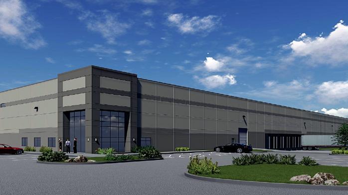 Developer putting up spec industrial building south of Dayton
