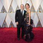 After Weinstein scandal, Georgina Chapman returns to spotlight