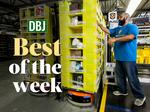 DBJ's best of the week for Oct. 7-13: The Amazon Effect, spymaster's warning to business and more