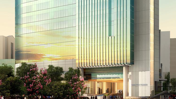 Houston Methodist Hospital receives $101M gift from Paula