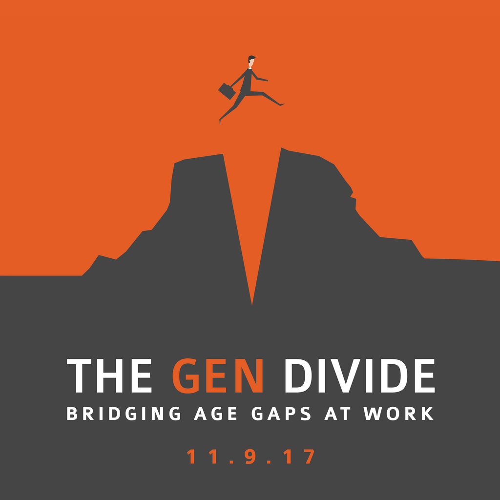 The Gen Divide: Bridging Age Gaps at Work