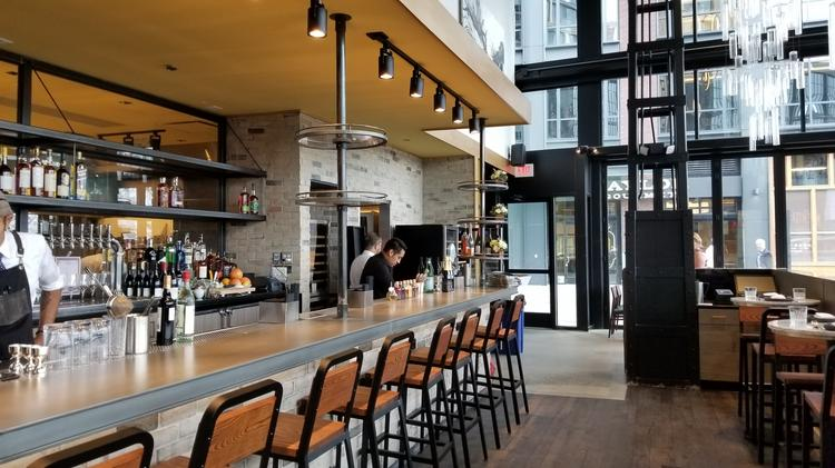An Early Look At Requin Mike Isabella S Wharf Restaurant