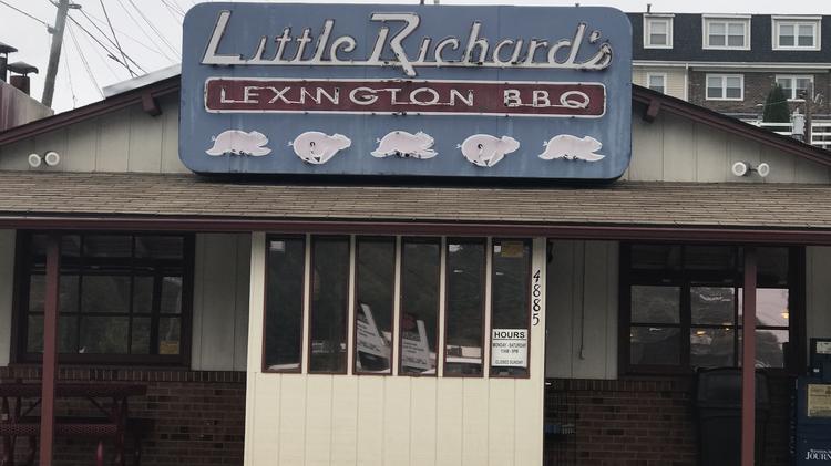 Little richards walkertown
