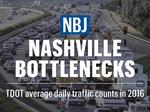 Nashville traffic: Where we rank nationally and where the worst bottlenecks are
