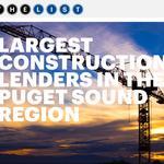 Washington state's biggest construction-backing banks ranked