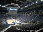 New-look Target Center almost ready for first Wolves game (gallery)