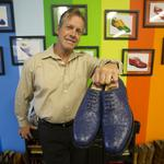 Hartland's golf-shoe maker to the rich and famous: Paul Raddatz