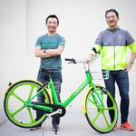 Bike-sharing startup raises $50M, valuation goes from zero to $225M in 9 months
