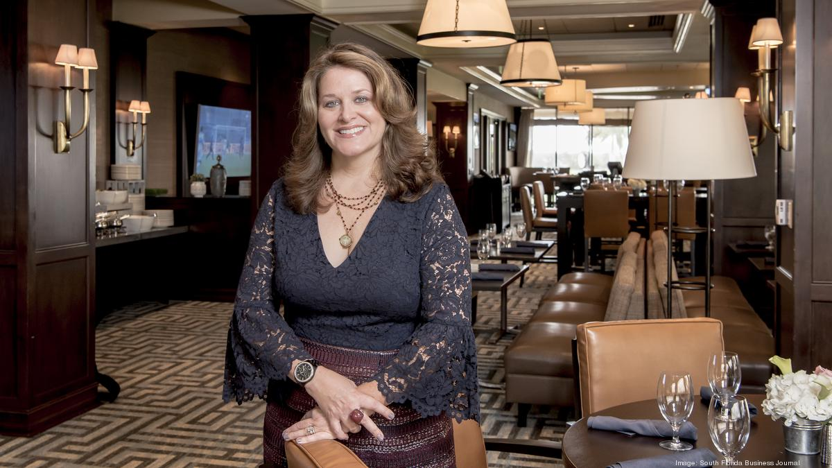 Q Amp A With Jodi Cross Regional Director Of Palm Beach County For Florida Restaurant Amp Lodging
