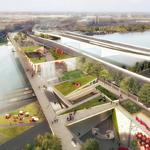 Architects slim down the 11th Street Bridge Park project