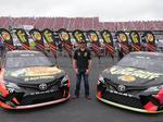Furniture Row's Nascar racing team has full sponsorship deal for 2018