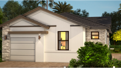 Stellar Homes plans to build 39 townhomes at 4091 W. Palm Aire Drive in Pompano Beach.