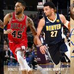 Which NBA players will be repping Express this season?