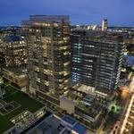 Luxury living near Dallas' Klyde Warren Park reaches new heights with 34-story tower