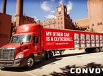 Anheuser-Busch partners with Uber Freight competitor
