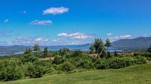 Panoramic Lake & Mountain Views