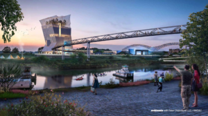 Tennessee approves riverfront aquarium, Brooks relocation plans