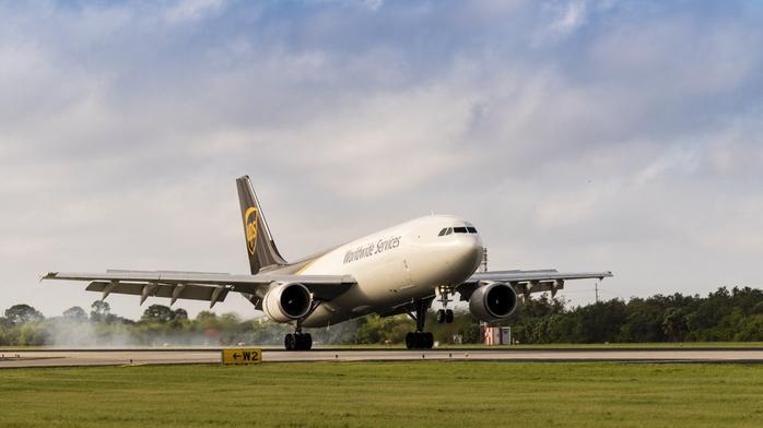 UPS begins operations at Tampa International Airport