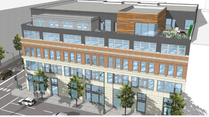 Office building next to St. Paul's Alary's will be converted to lofts