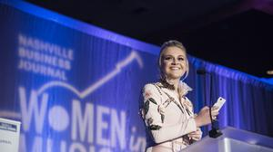 Slideshow: Scenes from the red carpet at the NBJ's 2017 Women in Music City Awards