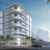 South Beach property could be redeveloped into 10-story residential building (Renderings)