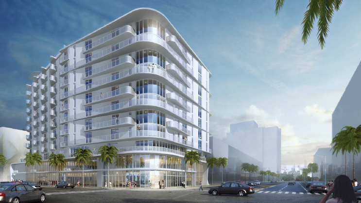 Paul Cejas could redevelop South Beach property into