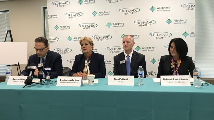 Allegheny Health Network to build hospital in Wexford