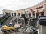 Photos: Watch as SPP razes a portion of Channelside Bay Plaza to make way for a waterfront park