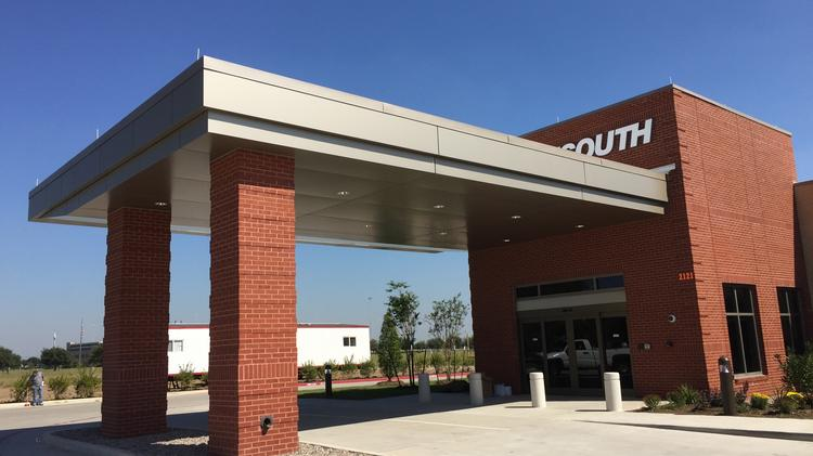 HealthSouth's Pearland hospital to open, already plans