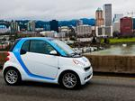 Car2go swaps out its two-seaters for luxury cars in Portland