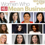 Women Who Mean Business 2017: Women to Watch