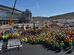Phoenix Raceway tops out $178M modernization, high-tech project