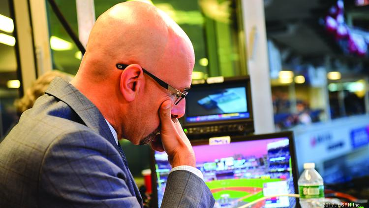 Shulman makes a quiet exit from ESPN's Sunday Night Baseball - New