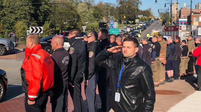 Community mourns loss of officer