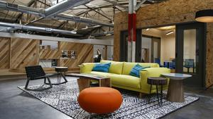 FIRST LOOK: See how Solid Light transformed this warehouse into its new HQ