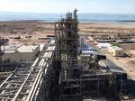 Albemarle Corporation, headquartered in Charlotte, has a joint venture for bromine near the Dead Sea.