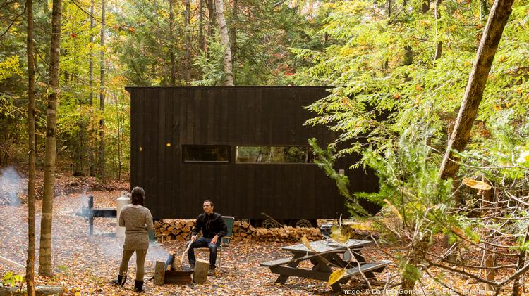 New York-based tiny house startup Getaway once featured on