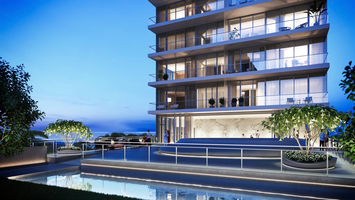 KAR Properties obtains construction loan for 2000 Ocean condo
