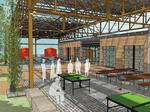 Food hall, beer garden, retail shops on tap for West Dallas project