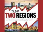 Cover Story: Triangle's Economic Scorecard: A tale of two regions