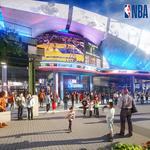 Disney provides look at new NBA Experience