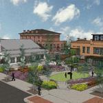 City Center to define Alpharetta (Renderings)